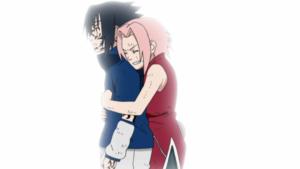 sakura y sasuke de amor