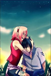 sasu saku enamorados