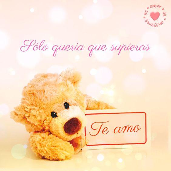 Imagenes De Te Amo Postales Frases Y Fotos Bonitas De Amor