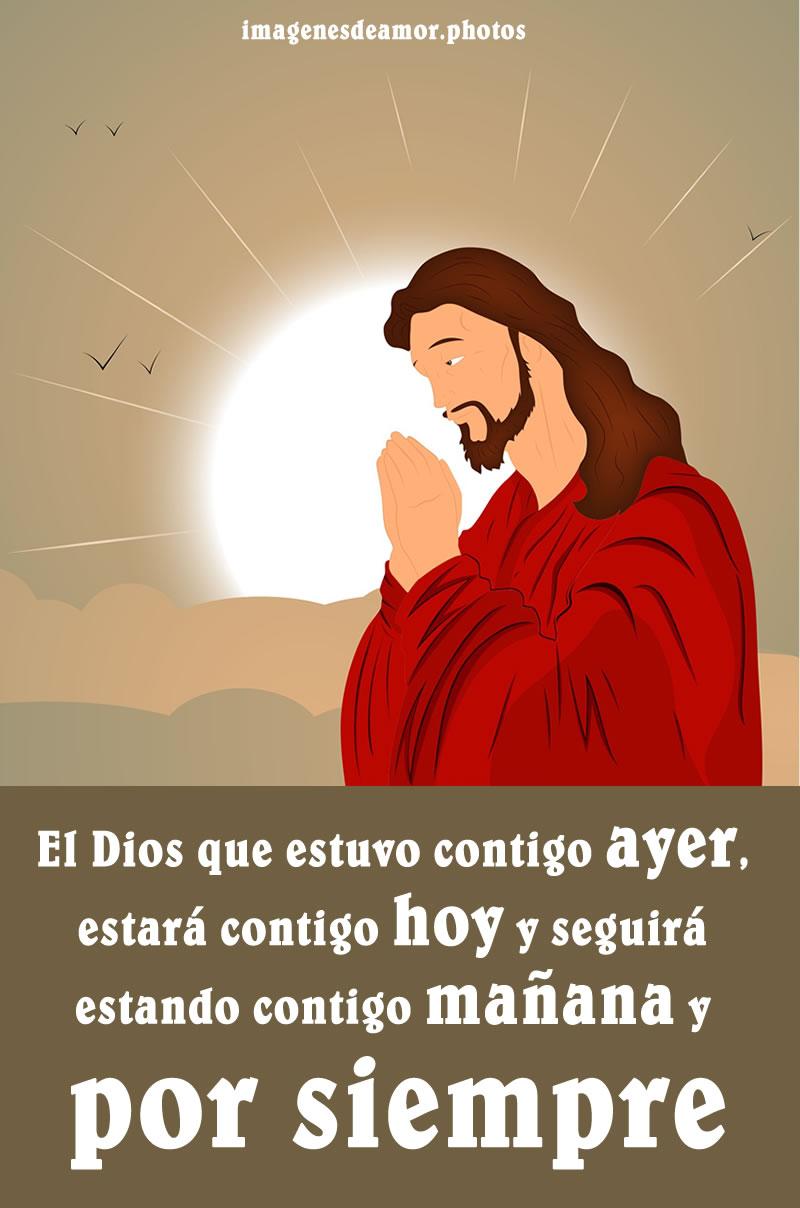 Imágenes De Jesús Con Bonitas Frases Cristianas