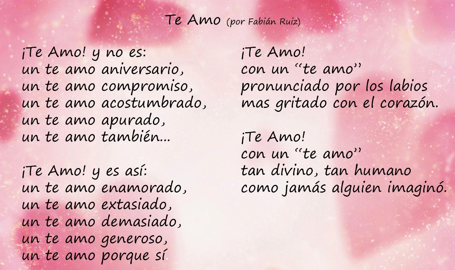Poemas De Amor Imágenes Con Poesías Cortas De Amor Gratis