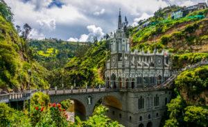 Santuario Nacional de Las Lajas Colombia