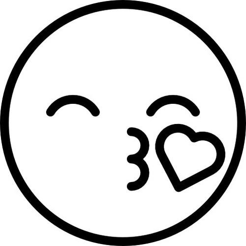 Imágenes De Emojis Enamorados Con Frases De Amor Y Para Dibujar