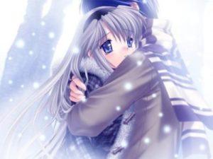 fuerte abrazo anime