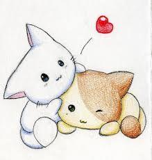 gatos para dibujar