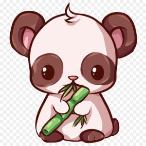 mascota kawaii para dibujar