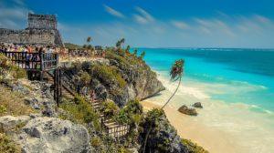 paisajes de mexico playa tulum