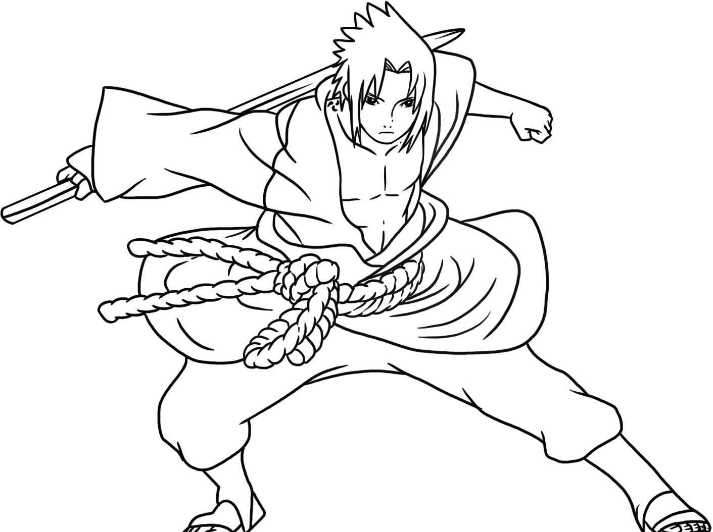 11 Imagenes De Naruto Hd 9 Dibujos Para Colorear Y Pintar